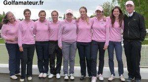 Le Grand Prix de la ligue Paca dames à Valescure et sur 54 trous