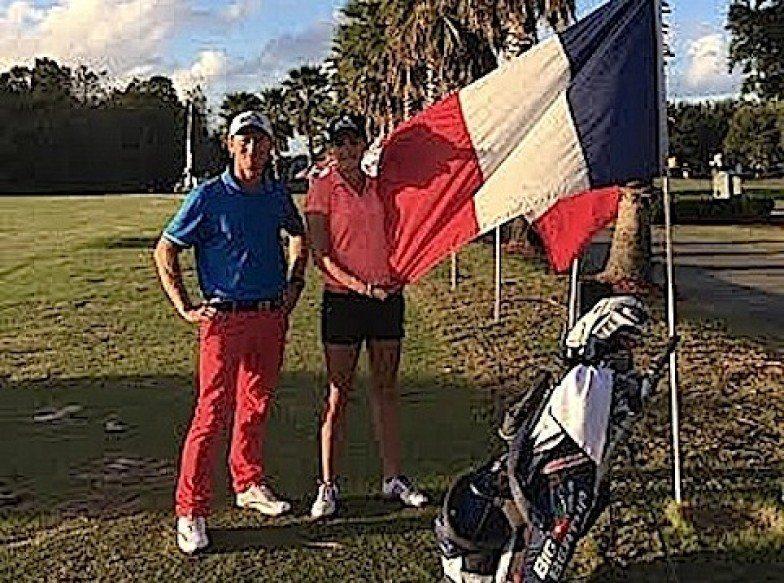 Anaelle Carnet et Fiona Puyo se relancent