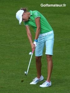 Pauline Roussin-Bouchard espère poursuivre sa progression en 2015 et être retenue en équipe nationale.