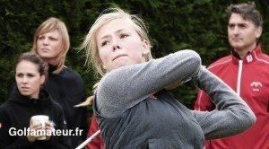 Eva Gilly termine à la quatorzième place du Sally