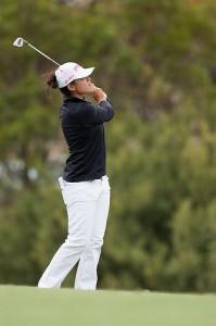 Isabelle Boineau jouera ses deux premiers tours avec d'excellentes joueuses de la LPGA.