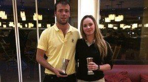 Emma Ambroise et Robin Roussel vainqueurs à Saint-Donat