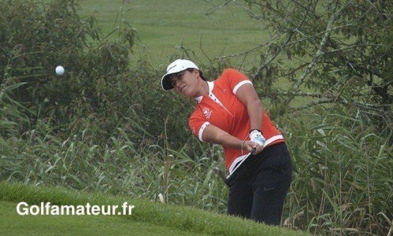 Manon Gidali gagne plus de trente places au deuxième tour