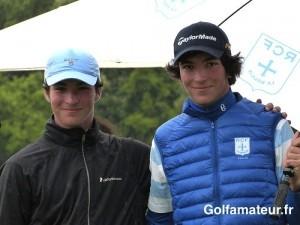 Jérémy et Sébastien Gandon ont vécu une belle semaine à quelques milliers de kilomètres l'un de l'autre.