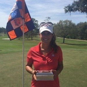 Une victoire en Floride et une place de mieux pour Manon Gidali