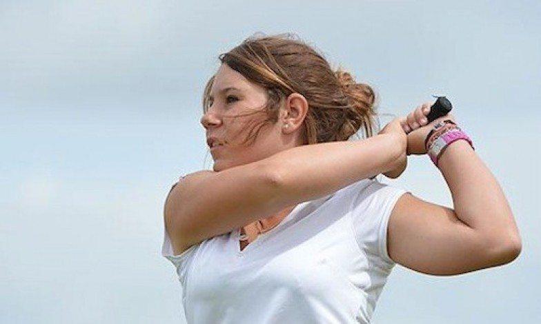 Anne-Charlotte Mora de la 65e place à la 10e