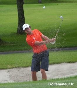 Clément Sordet disputera son dernier tournoi universitaire sur le parcours du Concession Golf Club.