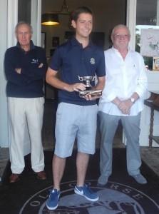 Cette victoire à Valescure va redonner confiance à Richard Jouven avant sa participation au St. Andrews Links et au British Amateur.