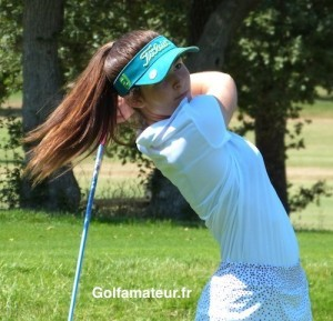 Yvie Chaucheprat a ajouté un tournoi à son palmarès de cette saison 2015.