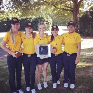 Charlotte Charrayre et ses partenaires de Kennesaw State ont remporté le Terrier Intercollegiate.