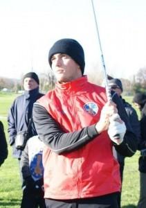 Vainqueur l'an dernier avec ses partenaires de l'équipe des Rouges, Julien Brun tentera de conserver la Noël Cup.