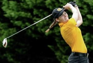 Charlotte Charrayre s'est classé treizième (222) du tournoi et première joueuse de Kennesaw State.