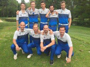L'équipe de Mandelieu évoluera en 3e division la saison prochaine.