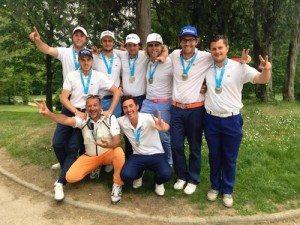 L'équipe du Dolce Frégate a dominé la qualification puis son quart de finale.