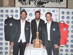 Matthieu Pavon et Kevin Turlan ont intégré l'équipe de Clément Batut.