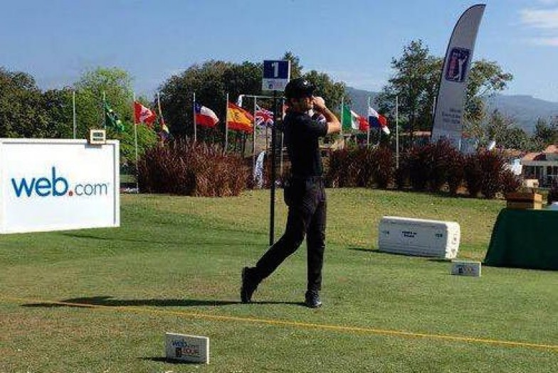 Paul Barjon reprend la compétition en Louisiane