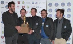 Mistral gagnant pour l'équipe de Clément Batut