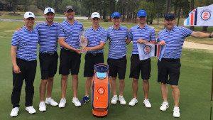 Adrien Pendaries et ses partenaires de Duke ont remporté leur deuxième tournoi consécutif.