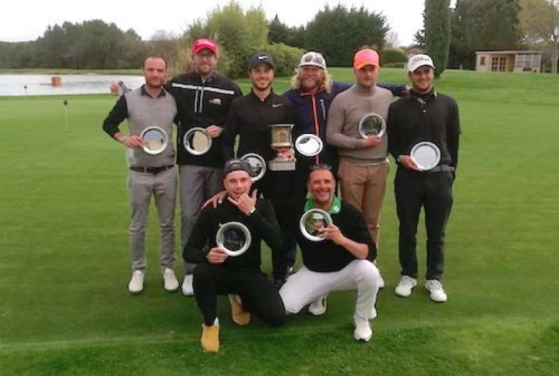Frégate remporte son premier titre de ligue