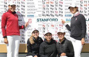 Shannon Aubert et ses partenaires de Stanford ont remporté pour la troisième fois consécutive le NCAA Regional.