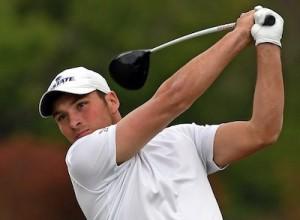 Malgré le manque d'entraînement, Jérémy Gandon a produit un golf solide en Floride.