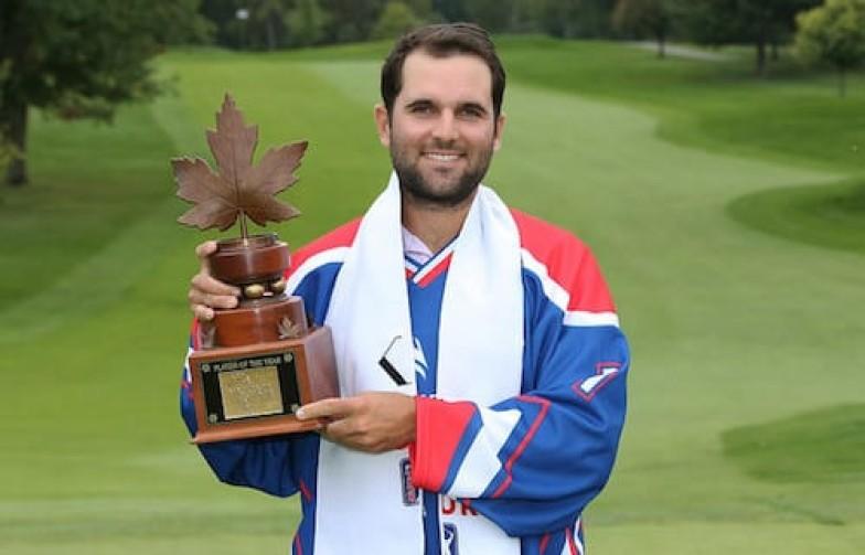 Paul Barjon champion du Mackenzie Tour