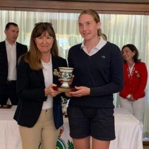 Orphée Bugnard troisième de la Copa Andalucia