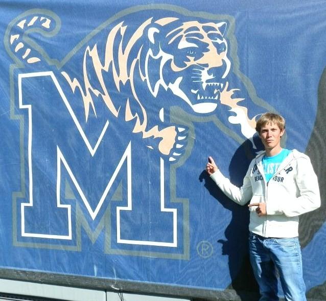 Florian Loutre rejoindra l'université de Memphis en août 2012