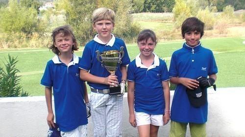La ligue Paca remporte la première édition de la quadrangulaire des moins de 11 ans