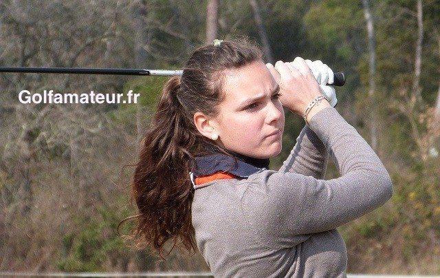 Anaelle Carnet repart pour une saison chez les amateurs