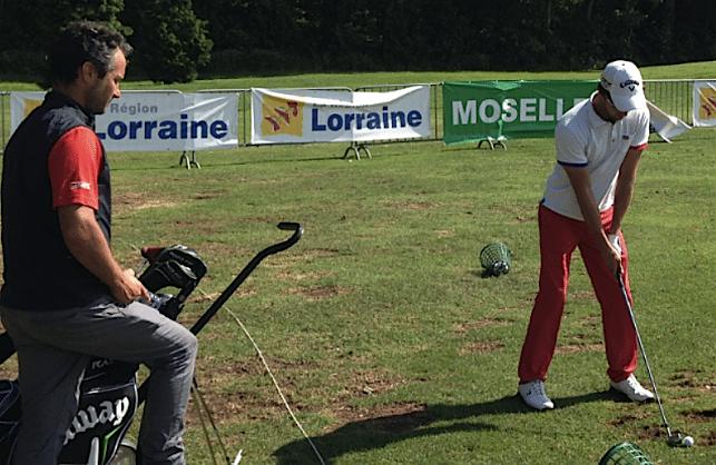 Sébastien Gros part à la découverte de l'Asian Tour