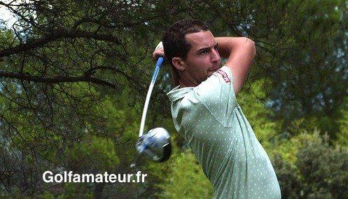 Antoine Schwartz termine dans le top 15