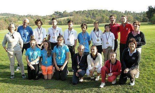Les moins de 16 ans d'Aix-Marseille et de Frégate champions de ligue