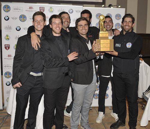 L'équipe de Clément Batut conserve le trophée sans gagner