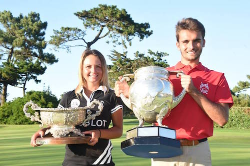Une première Biarritz Cup pour Calvet et Plachetka